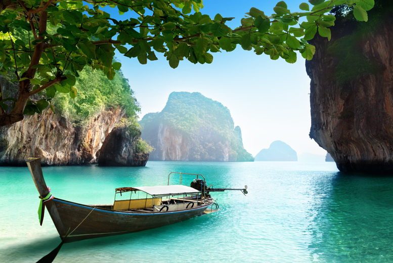7 or 10nt Thailand Stay for 2 with Transfers and Massage!