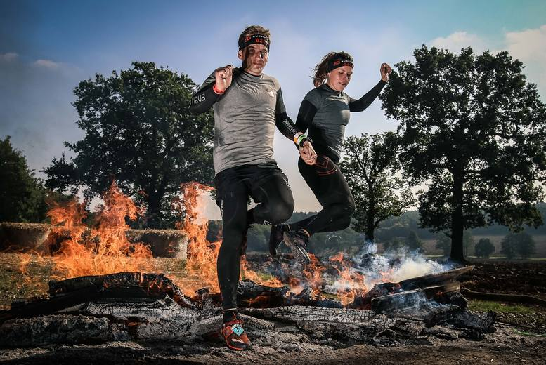 £45 instead of £65 for a 5k Bear Grylls survival race ticket in a choice of four locations, £50 for a 10k race or £85 for a 30k race in London - save up to 31%