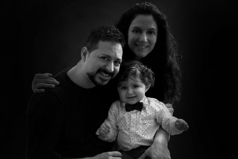 Family Photoshoot and Prints