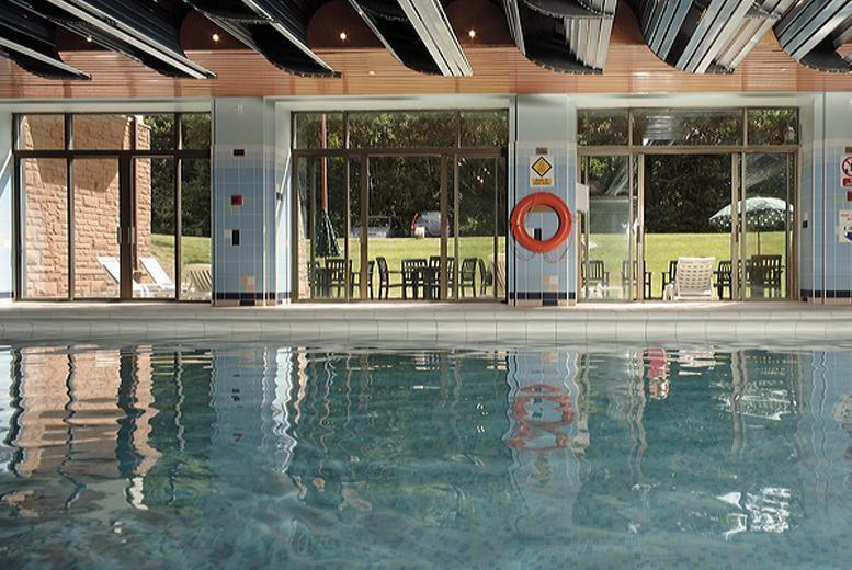 £59 (at Coppid Beech Hotel) for a 4* Berkshire stay for two people in an executive room including breakfast, leisure access and late check-out - save up to 56%