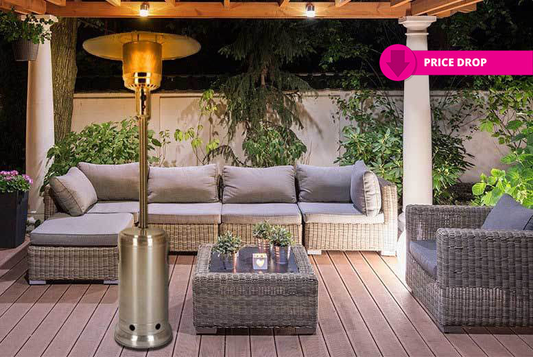 Outdoor Gas Patio Heater from £79.00