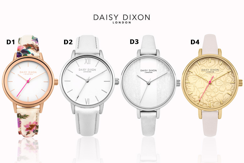 Ladies' Daisy Dixon Watches - 4 Designs!