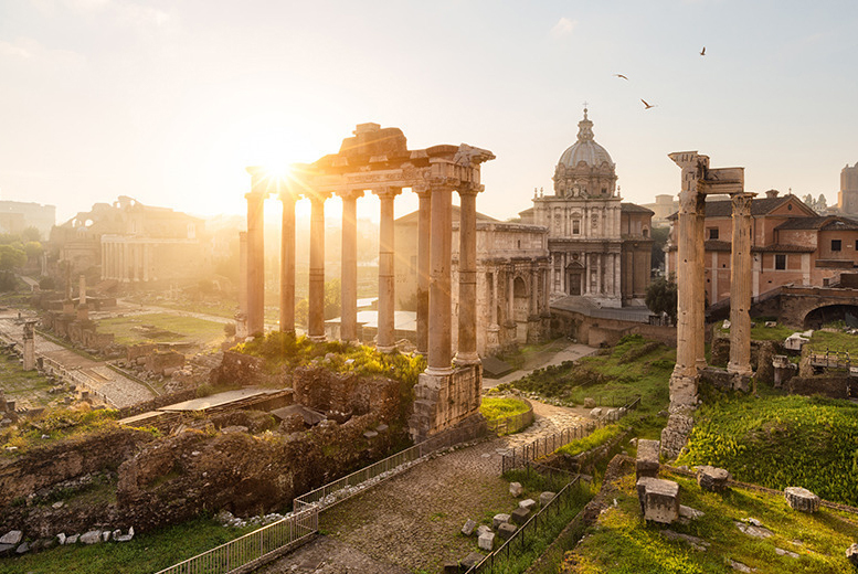 4-6nt 4*Rome, Florence and Pisa, Flights and Trains