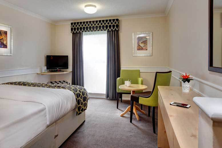 £99 for a two-night Tamworth stay for two adults and one child including breakfast and tickets to Twycross Zoo at Best Western Appleby Park Hotel - save up to 56%