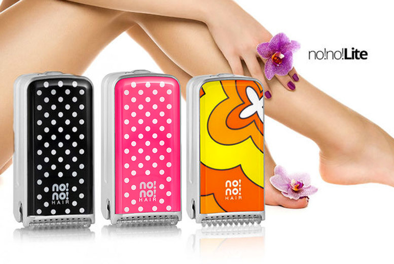 no!no! Lite or 8800 Hair Removal System from £69.00