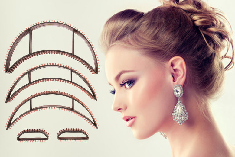 5pc Hair Volumising Insert Set for £1.99