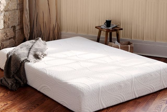 Orthopaedic CoolBlue™ Memory Foam Mattress