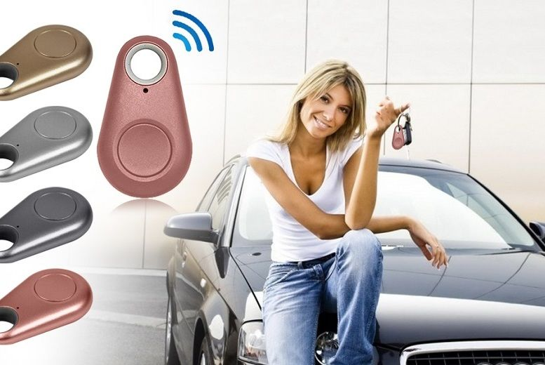 Bluetooth Key Finder – 4 Colours! for £2.99