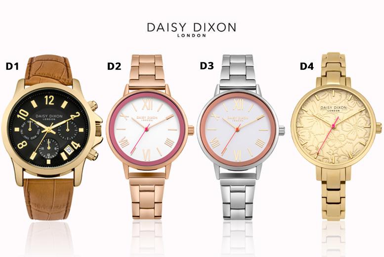 Daisy Dixon Watches - 4 Styles!