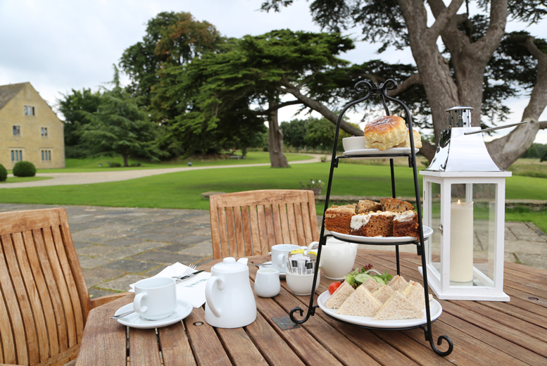 £79 (at Stanton House Hotel) for an overnight stay for two with afternoon tea and breakfast, or £129 for two nights - save up to 45%