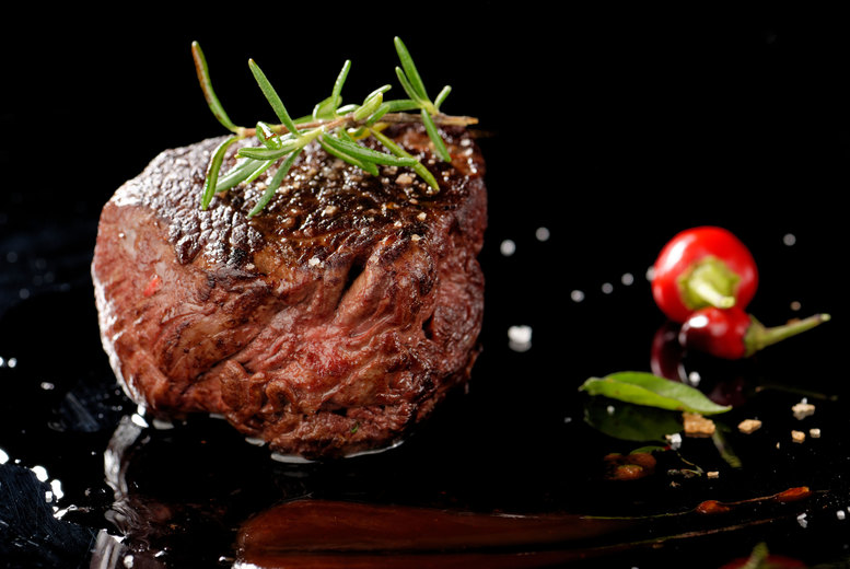 £34 instead of £79.75 for a delicious Chateaubriand meal for two, including starters, sauces and a glass of wine each, at Avalanche, Manchester - save 57%