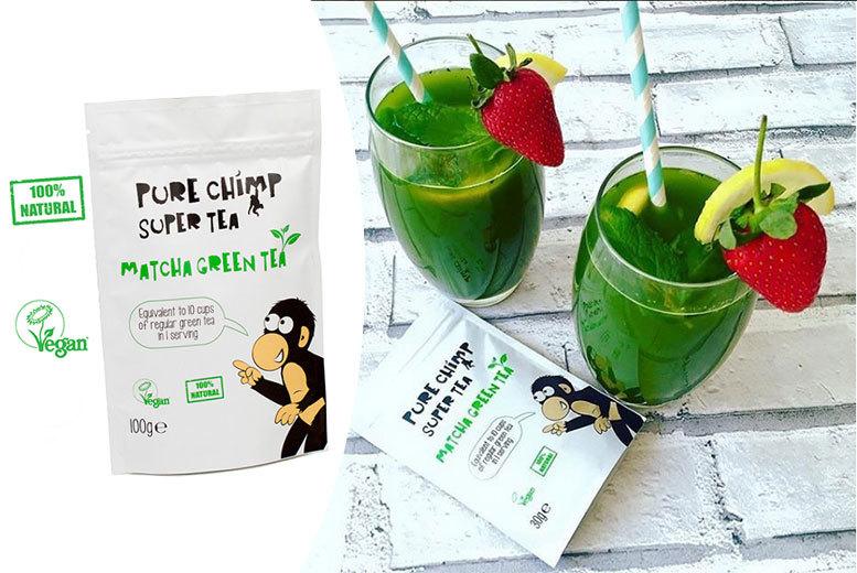 3-Month Matcha Green Tea Supply