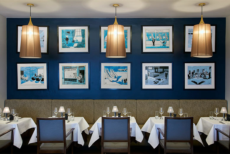 3-Course Dining with Cocktails for 2 @ Marco Pierre White, Islington