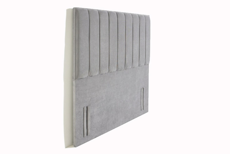 54″ Floor Standing Designer Fabric Headboard – 4 Colours! from £89.00