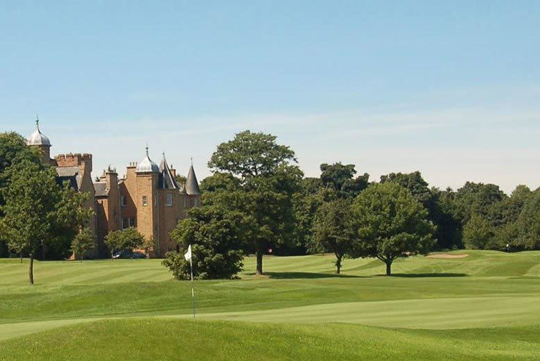 £25 for 18 holes of golf for one person including a driving range session, £80 for four people at Royal Musselburgh Golf Club, East Lothian