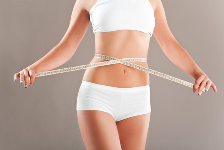 3, 6, 9 or 12 Laser Lipo Sessions on up to 3 Areas - 2 Locations