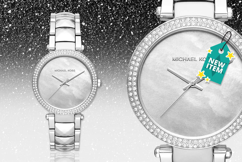 Michael Kors MK6424 Stainless Steel Ladies Watch