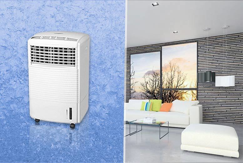 XL Portable Fan Air Cooler for £49.00
