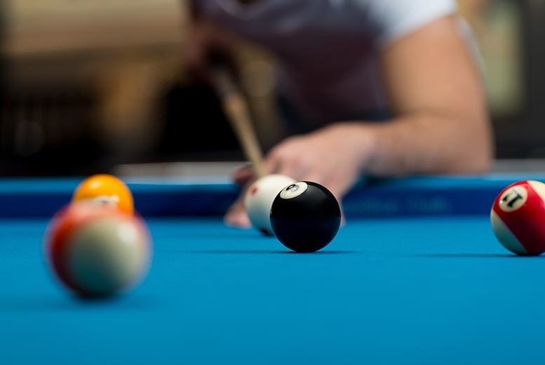 £10.95 for two hours of snooker or pool for two people with a burger and a beer or milkshake each or £19.95 for four people from Spot White, Newcastle - save up to 62%