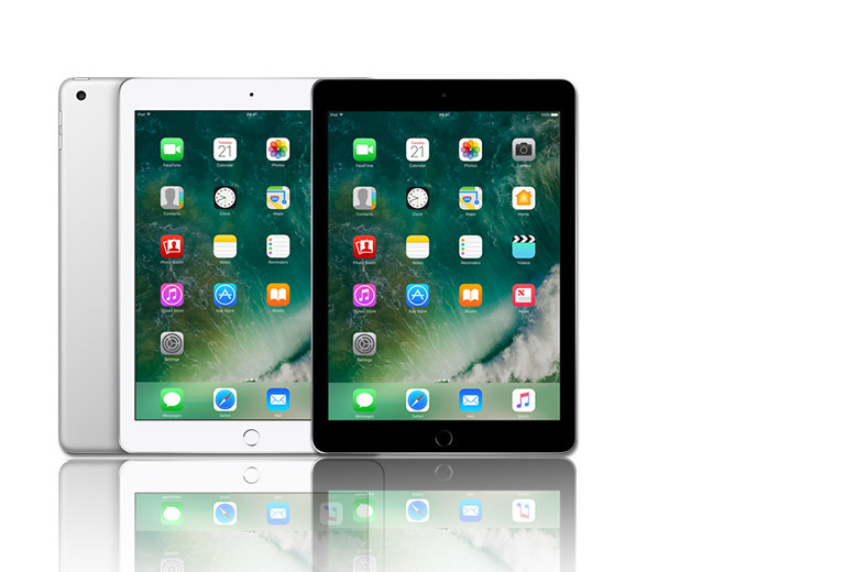iPad Air 16GB – Wi-Fi or 4G & 2 Colours! from £199.00