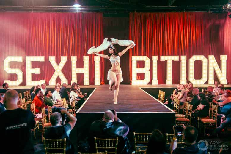 From £6 for one general admission ticket to Sexhibition, from £10 for general admission for one to Sexhibition After Dark, Manchester – save up to 58%