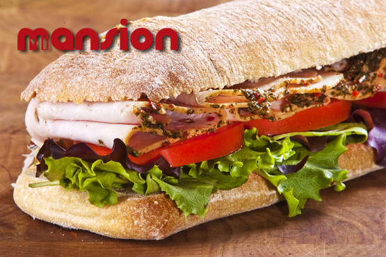 £9 instead of up to £19.50 for lunch for 2 inc. panini or pitta plus a drink each at the Mansion Restaurant & Wine Bar, Derby - save up to 54%