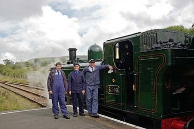 £12 instead of £18 for a ticket a steam train journey for two adults or £15 for a ticket for a family of five people at Pontypool and Blaenavon Railway - save up to 33%