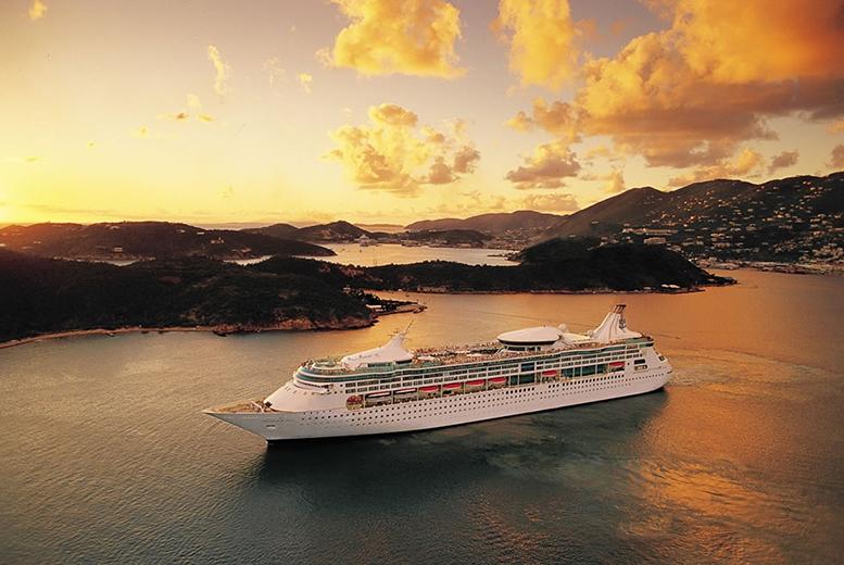 14nt 4* Full Board Dubai Cruise, Hotel Stay and Flights