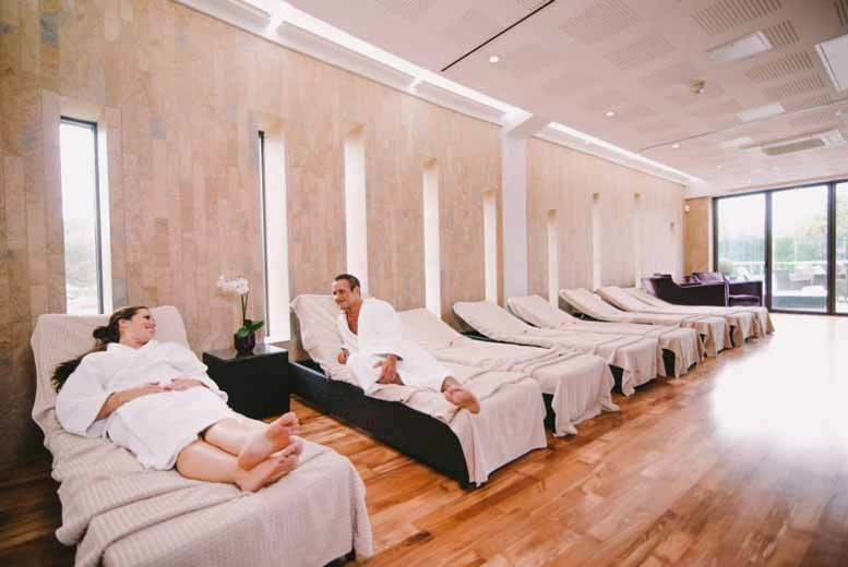 £49 for a spa retreat with lunch for two people at one of eight spa locations from Buyagift!