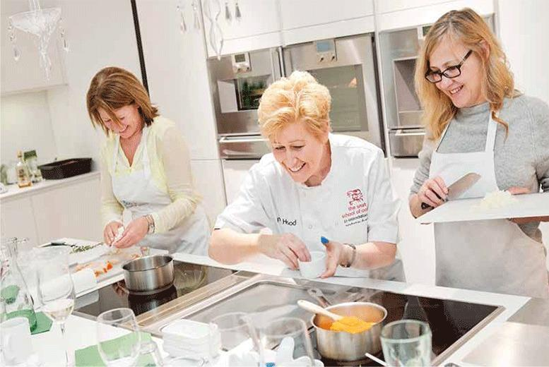 Half-Day Cookery or 4hr Cheese Making Class - 4 Locations!