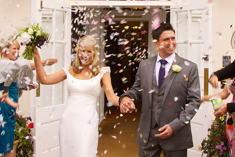 £2499 instead of £5000 for a wedding package at The Hadley Park House Hotel, Telford - save 50%