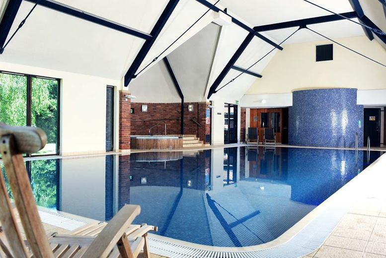 Luxury ESPA Spa Day with 2 Treatments @ Aldwark Manor Hotel