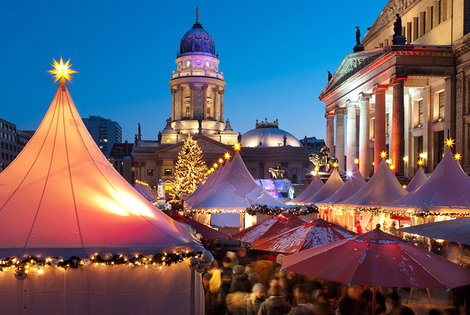 From £69pp (from Weekender Breaks) for a two-night Christmas market break with return flights, from £99pp for three nights - choose from nine cities and save up to 63%