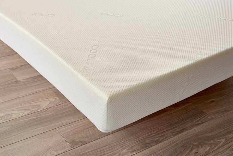 triple zone memory foam mattres