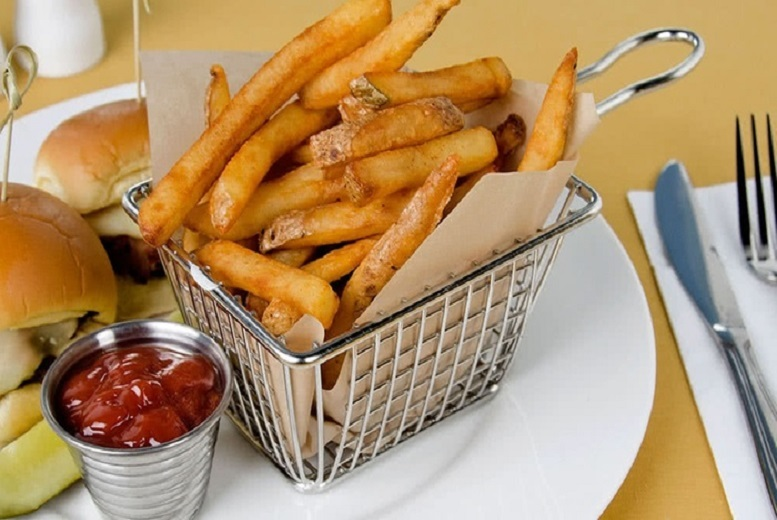 Mini Decorative Fryer Basket for £4.49