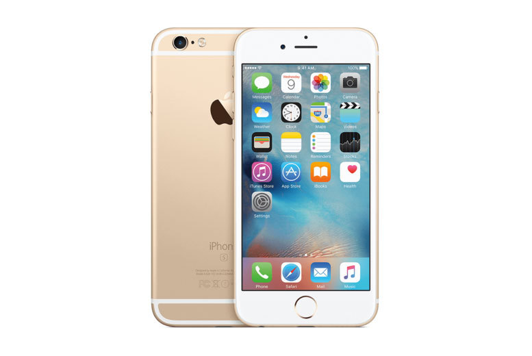 Apple 16GB or 64GB iPhone 6s  4 Colours!