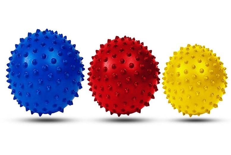 Three Massage Stress Balls for £4.99