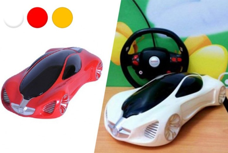 RC Bounce Rollover Stunt Car – 3 Colours! for £24.00