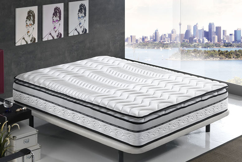 Pillow Top Memory Cool-Touch Mattress