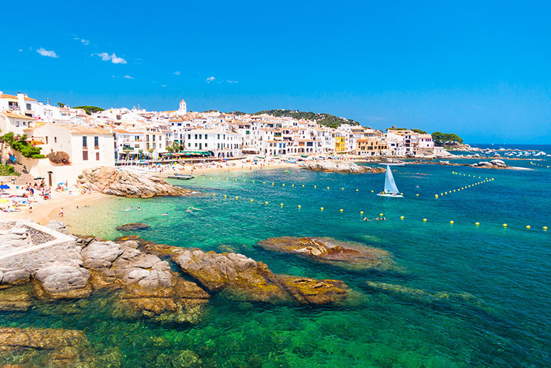From £129pp (from Weekender Breaks) for a 3-night all-inclusive Costa Brava break with flights, from £209pp for 5 nights or from £289 for 7 nights - save up to 28%