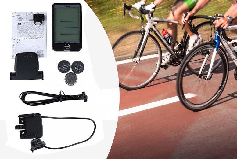 Wireless Digital Bike Speedometer
