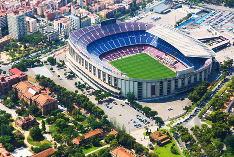 From £99pp (with World Choice Sports) for a two-night Barcelona break including a match ticket to see FC Barcelona