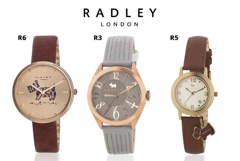 Ladies' Radley Watch – 10 Designs! from £24.99