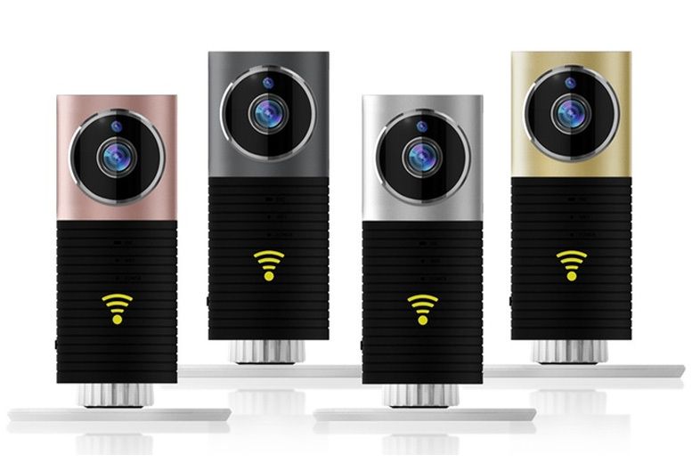 Clever Dog Wi-Fi CCTV Camera – 4 Colours! for £29.00