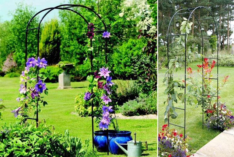 Garden Arch Trellis for £8.99