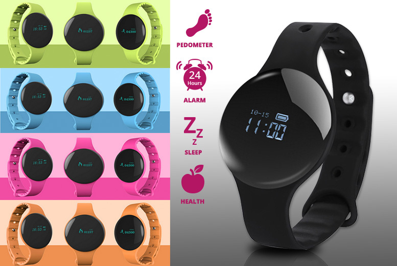 8-in-1 Bluetooth Smart Sports Bracelet for £9.99