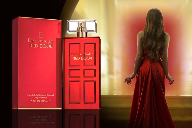 Elizabeth Arden Red Door Eau De Toilette 100ml for £19.99