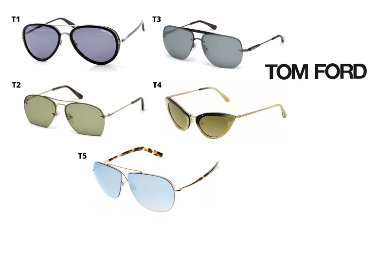 Tom Ford Sunglasses – 20 Styles! from £75.00