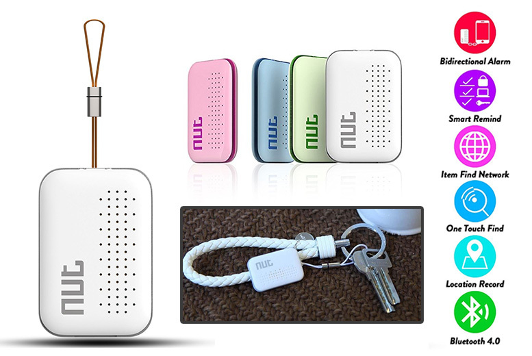Smart GPS Anti-Lost Bluetooth Tracker – 4 Colours! for £8.99