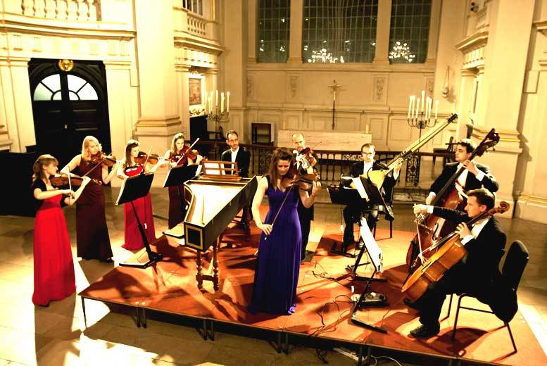 from £13 for a ticket to see Vivaldi Four Seasons by Candlelight including a programme and CD single from Candlelight Concerts - save up to 51%